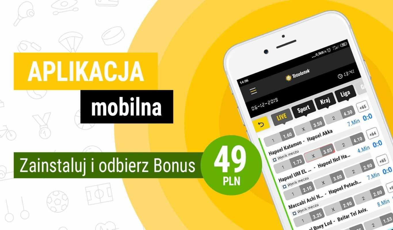 Mobile Totolotek bonus
