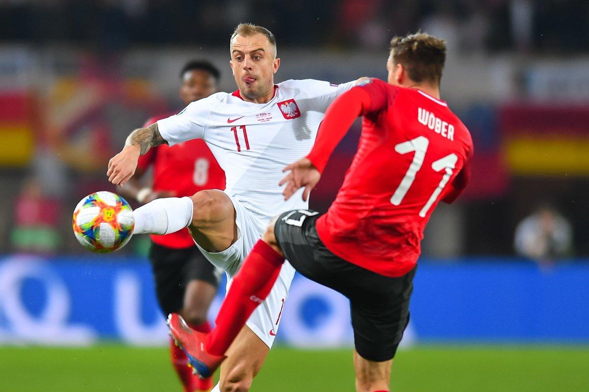 Drużyna piłkarska polska