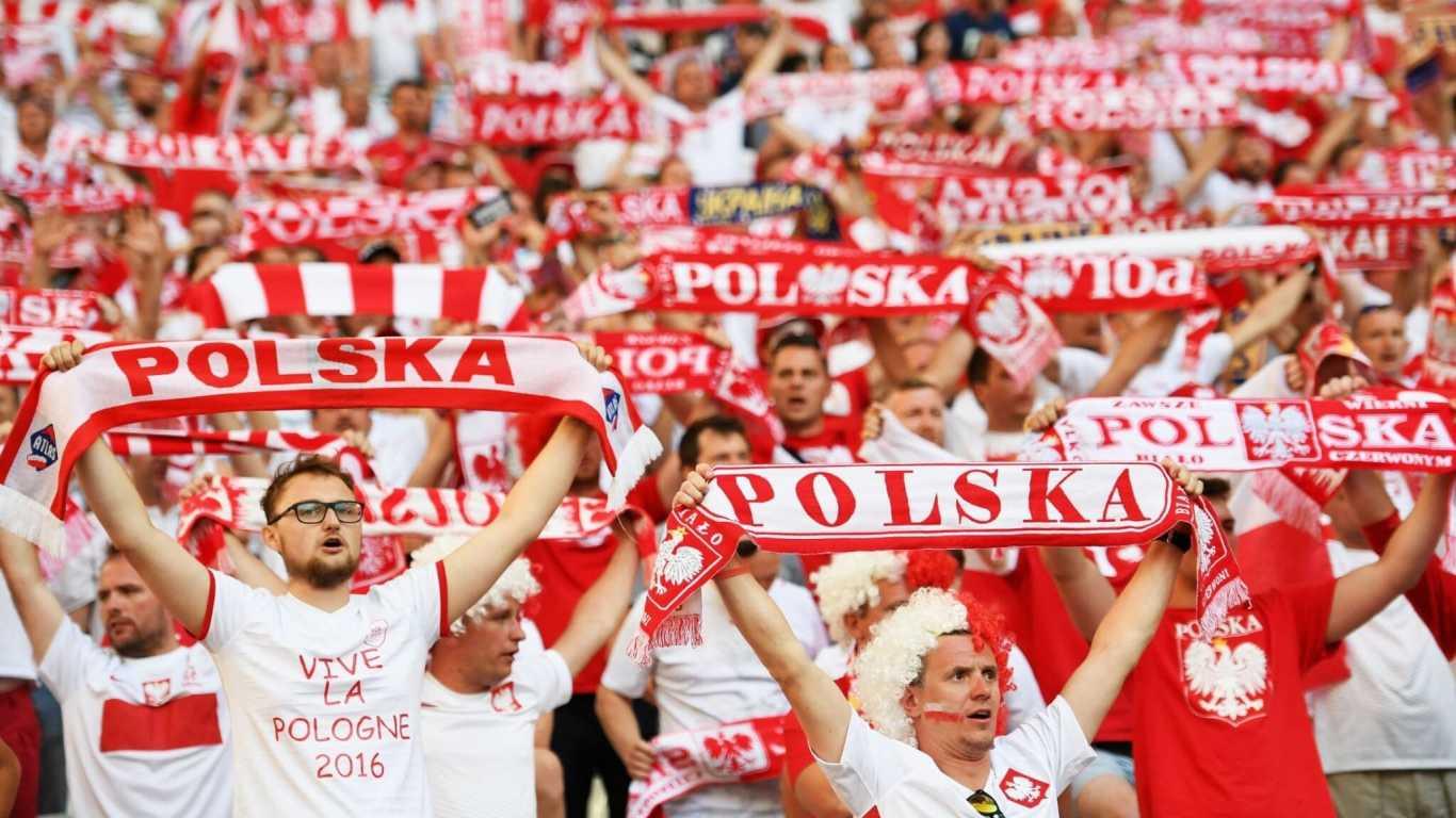 Fani piłki nożnej polski